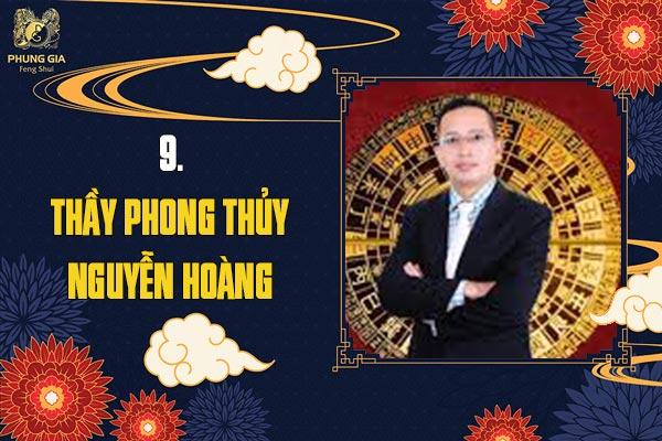 Thầy Phong Thủy Nguyễn Hoàng