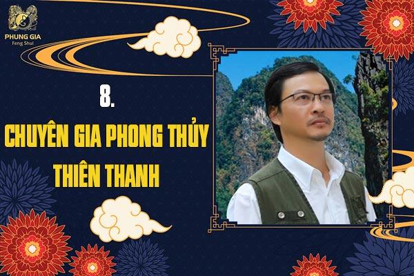 Chuyên gia Phong Thủy Thiên Thanh