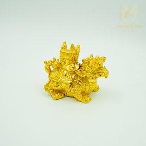 Long Quy Thượng Quan Vàng