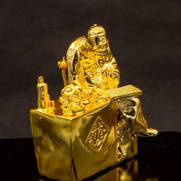 Ông Quản Gia - Mạ Vàng 24K