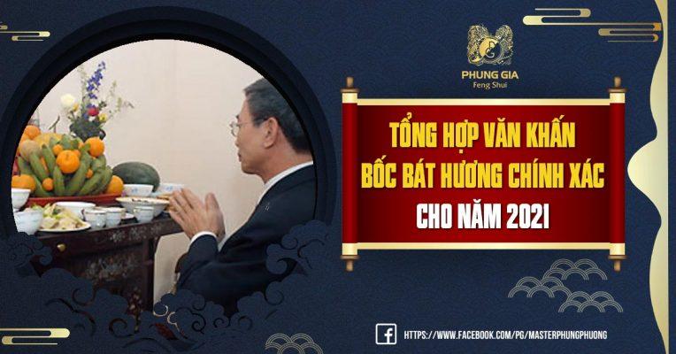 Tổng Hợp Văn Khấn Bốc Bát Hương Chính Xác Cho Năm 2021