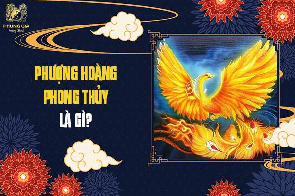Phượng Hoàng Phong Thủy Là Gì?