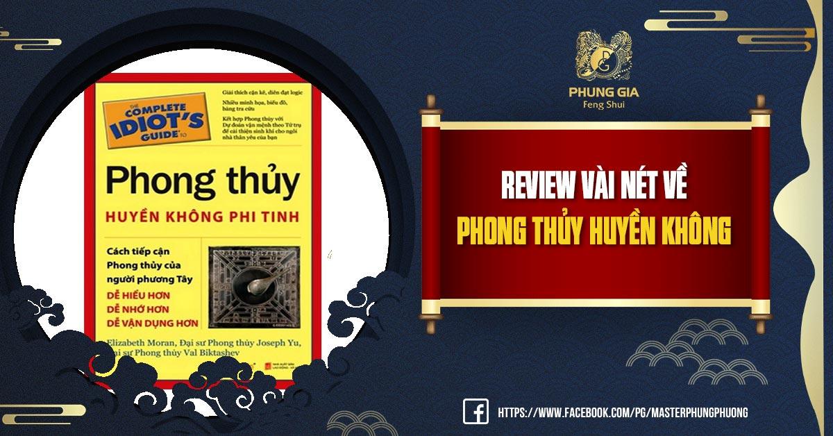 Review & Download Sách, Ebook Phong Thủy Huyền Không Phi Tinh PDF