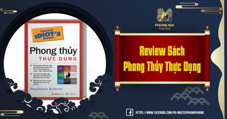 """Review Sách """"PHONG THỦY THỰC DỤNG"""""""
