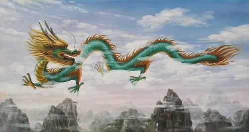 Rồng Phong Thủy Là Gì? Ý Nghĩa Của Rồng Trong Phong Thủy?