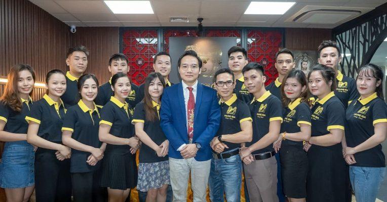 Đội Ngũ Trợ Lý Chuyên Môn của Thầy Master Phùng Phương - Phong Thủy Phùng Gia 1