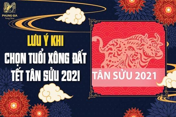 Lưu Ý Về Tuổi Xông Đất Tết Tân Sửu 2021 Mới Nhất 11