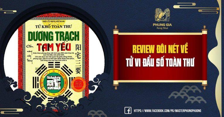 """Review Đôi Nét Sách """"Dương Trạch Tam Yếu"""""""