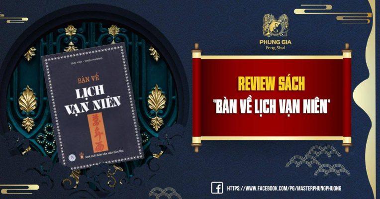 """Review Sách """"Bàn Về Lịch Vạn Niên"""""""