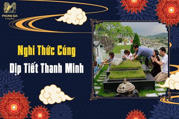Nghi Thức Cúng Dịp Tiết Thanh Minh