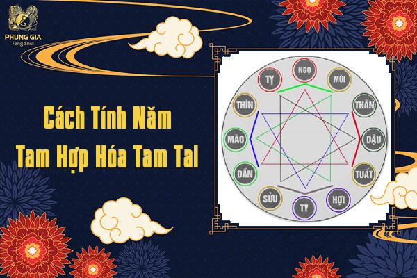Ý nghĩa của Tam Hợp Hoá Tam Tai là gì ?