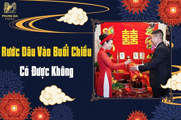 Xem Giờ Tốt Rước Dâu Thuận Phong Thủy Hôn Nhân