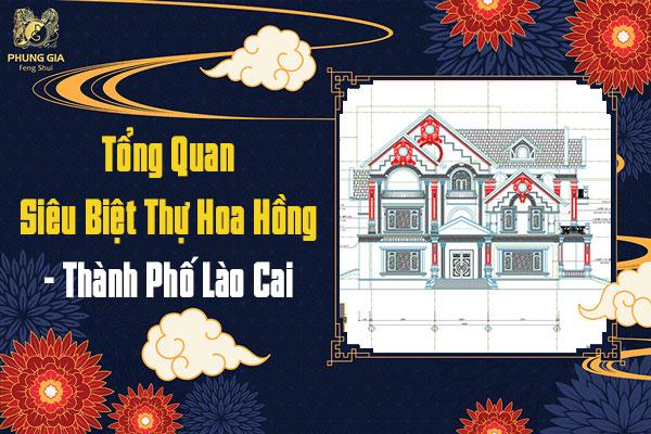 Tổng Quan Siêu Biệt Thự Hoa Hồng