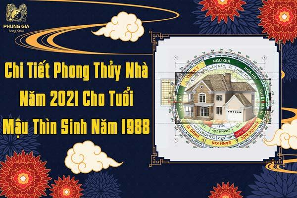Chi Tiết Phong Thủy Nhà Ở Năm 2021